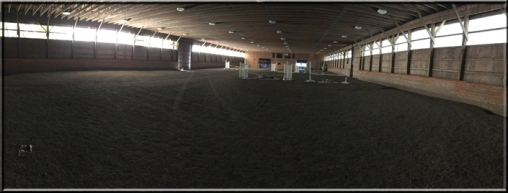 Indoor Arena September 2016