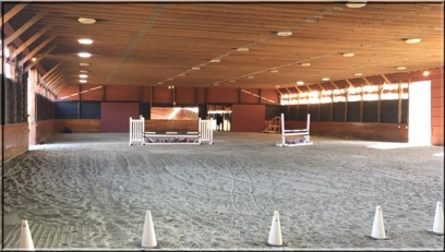 Indoor Arena December 2016