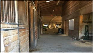 Main Barn Interior September 2016