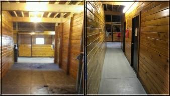 Main Barn Interior