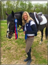 Armani and Lee, Champions at the Garden State Preview Horse Show, April 30, 2017.