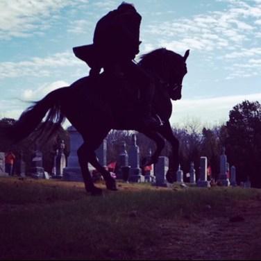 Headless Horseman Rides